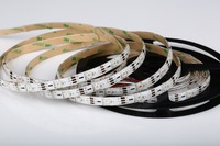 5m/roll WS2811digital led strip;30leds/m with 30pcs WS2811 built-in the 5050 smd rgb led chip,waterproof IP65,DC5V, White PCB