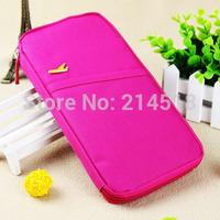 40 M03 brand fashion men's wallet  travel long wallets bag wholesale passport