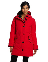free shipping high quality slim thick down jackets for woman Camrose Parka