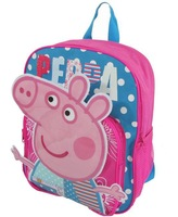 2014 new Peppa pig Backpack children school bags, for girls boys children cartoon bag mochila infantil mochila peppa pig bolsas