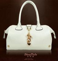 Promotion 2014 new arrival genuine leather crocodile women handbag shoulder bag messenger bag Day clutch handbag