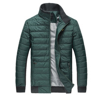 Free agent in autumn 2014 dunk Mens Liling jacket fashion business men's jacket and a generation of fat