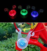 LED bicycle warning light