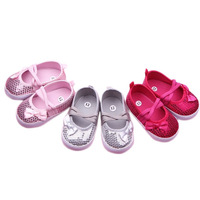 The new sequins Toddler shoes baby shoes baby sandals