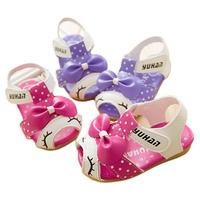2014 summer models shoes flowers explosion models  princess toddler baby  sandals