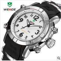 WEIDE brand,Versatile, LED Mens Watches ,watches men luxury brand