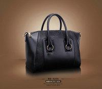 HOT!!!2014 Women's handbag vintage candy color fashion one shoulder small bag PU Leather bags women messenger bag