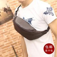 2014 new fashion men 's  messager bagbag good quality pu leather shoulder bag fashion casual shoulder bag men's travel bags