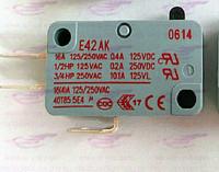 New Genuine Toneluck 16A E42AK micro switch point switch (V-15-1C25)