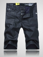 2014 Summer New Men's Fashion Casual Jeans Breeches Brand Sports personality Denim Shorts Free Shipping Promotion