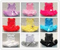 Baby Chiffon Princess Dress 12 colors Girl Sleeveless Romper Cute Rose Bubble Tutu Dress Baby New Fashion Spring Summer Clothing