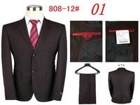 New 2014 Autumn New men suits Fashion Men's Wedding Suits  Pants Men's Leisure sports suit (Jacket + Pants) Free Shipping