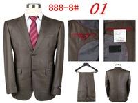 2014 Autumn New Men's Fashion Men's Suits And Trousers Perfect For Casual Men's sports suit, Men's suit Suits (Jacket + Pants)