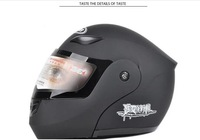professional quality full open face men racing road black motorcycle motocross helmet L XL XXL SIZE for option free shipping