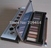 12 Pigment Rich Colors Makeup NK2 Eye Shadow NAKE Eyeshadow 2 Palette 120Set/lot