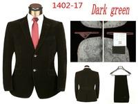 2014 Fall Men's Suits And Pants Men's Casual Single-breasted Men's sports suit Top Wedding Groom men suit Suits (Jacket + Pants)