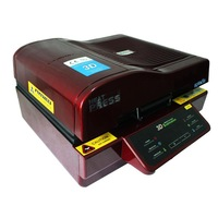 New Design 3D Multifunctional Sublimation Heat Press Machine for Mug Cup Phone Case 3d Vacuum Heat Transfer Machine Freeshipping
