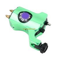 New Pro One New Rotary Tattoo Machine Gun Motor S / Liner Tattoo Machine Gun Green Free shippingBrand New