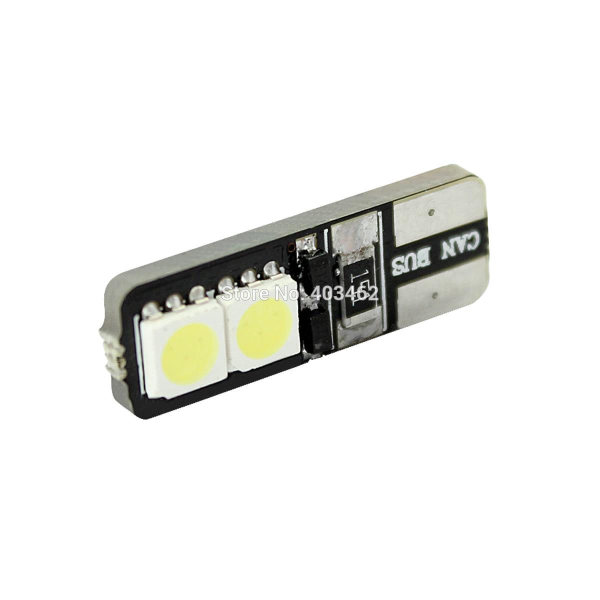Источник света для авто Junce T10 4/smd 5050 CANBUS источник света для авто sd 18smd 5050 t10 ba9s w5w c5w t4w 12v