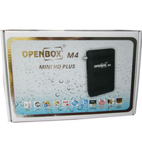 Openbox M4 HD Satellite Receiver with Arabic IPTV  Support Cccam NewCam Mgcam GSCam