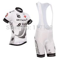 NEW! 2014 seche Team Cycling Jersey/Cycling Wear/Cycling Clothing short (bib) suit-seche-1D Free Shipping