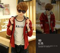 2014 New Men Zipper Jakcet Men Hoodie Jacket casual Jacket High Quality fashion jackets Free Shipping EPS8005