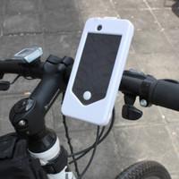New arrive bicycle bike bag front frame plastic damping waterproof Rotatable bike phone case bicycle phone bag