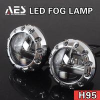 New arrival, AES H95 led lights,universal fog lamp
