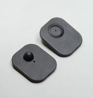 Freeshipping  Security  Checkpoint EAS black small Tag 100pcs/carton Tag  Anti Thief strong Tag RF hard tag