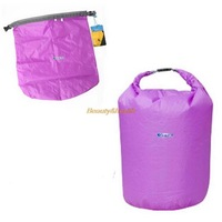 70L Purple  Waterproof Storage Dry Bag Water Resistant Canoe Floating Boating Kayaking Camping Free shipping