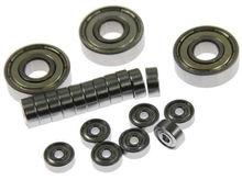 3 D printer part DIY Reprap Kossel Legacy Bearings Kit –  623ZZ(18) 608ZZ(3)  free shipping