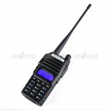 POFUNG UV 82 Dual Band UHF VHF 5W 128CH Two Way Radio Walkie Talkie Interphone Free