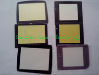 free shipping  Hot new Replacement Protective Screen Lens for game boy series with self adhesive paster