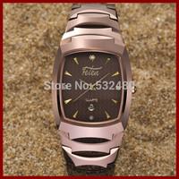 3pcs Tungsten steel watches, high-grade watches for men