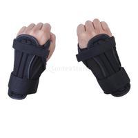 New 2014 Brand New 1Pair Snowboard Ski Protective Gear Glove Sport Wrist Support Guard Pads Brace