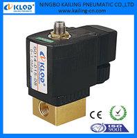 "electric 3 way control valve  (KL6014-015-1/4""-DC12V)"