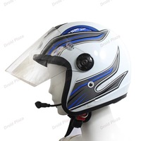 Motorcycle Motorbike Hands Free Mono Bluetooth V3.0 Headset for Helmet Use