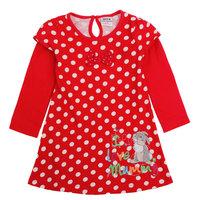 Peppa Pig Clothing New Autumn Dress 2014 Kids Tops Baby Girls T-shirts Children clothing for Girls Long SleeveT-shirts tz36