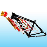"17"" frame aluminum alloy 26""mountain bike disc 27.2 seat tube"