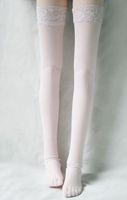 12# White 1/3 SD DOD BJD Dollfie Sexy Fishnet Stockings