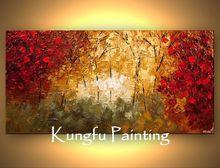 L3311 100% painéis de parede decorativo de boa qualidade sem moldura pintada à mão grande arte pinturas arte acrílica abstrata(China (Mainland))