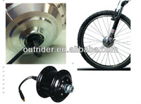 Hot sale pormotion OR01A1 36V Front  Wheel  3 pins Brushless electric motor for bicycle  electric bicycle hub motor CE Approved