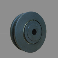 New 115mm Universal Wearproof Bearing Pulley Wheel For Gym Equipment Part/Free shipping
