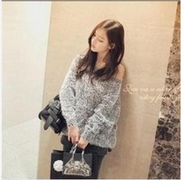 New design hot arrival With thick loose render soft sweater classic fashion pullovers sweater coat 2400