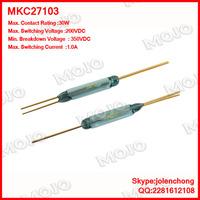 MKC27103  x160pcs/lots Russian MKA reed tripod normally open normally closed transformational MKC27103