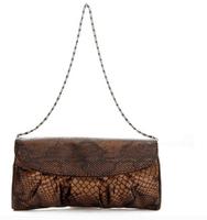 2014 Hot Snake Skin Clutch bags Fashion women's Evening Bag Pu Leather Shoulder Bag Lady Party Wallet