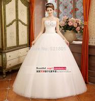 ball gown wedding dresses luxury 2014 fashion sexy wedding dress crystal vestido de noiva bridal gown vestido de casamento