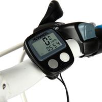 SAHOO 14 Function Waterproof Digital LCD Computer Cycle Bicycle Bike Speedometer Odometer