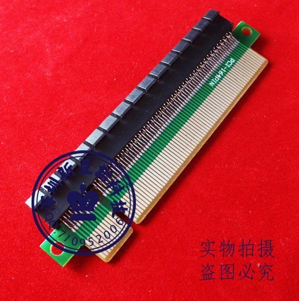 Pci-e card 16x elevator pci-e pci-e card pcie slot protection card(China (Mainland))