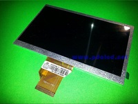 """Original new 7"""" inch 3mm LCD screen display panel for Gemei G3 Tablet PC MID LCD screen free shipping"""